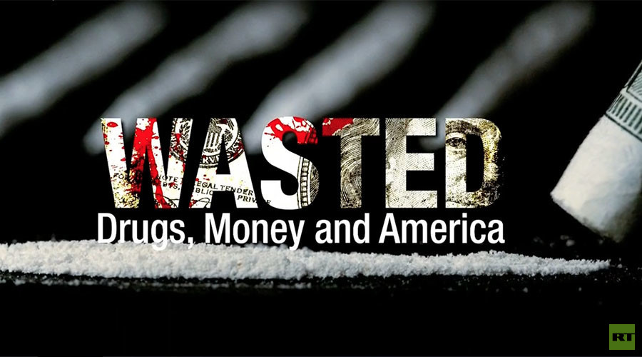 Wasted: America and the 'War on Drugs'