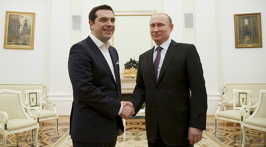 'Russia & EU at crossroads': Putin touts equality, genuine partnership ahead of Greece visit