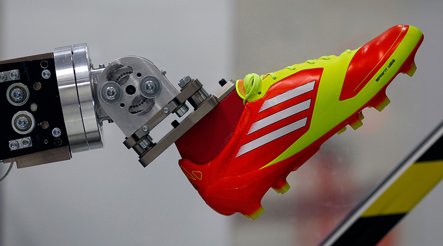 Adidas to open robot-led factory in Germany