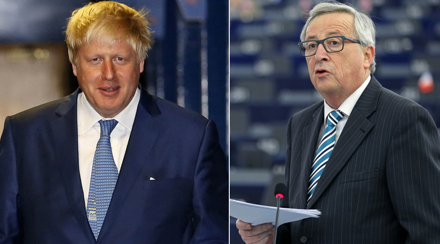 Boris Johnson as PM would be 'horror scenario,' warns top Juncker aide
