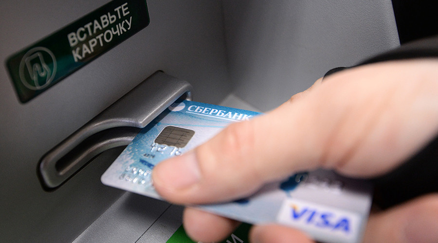 Sberbank wants to do away with plastic cards in near future