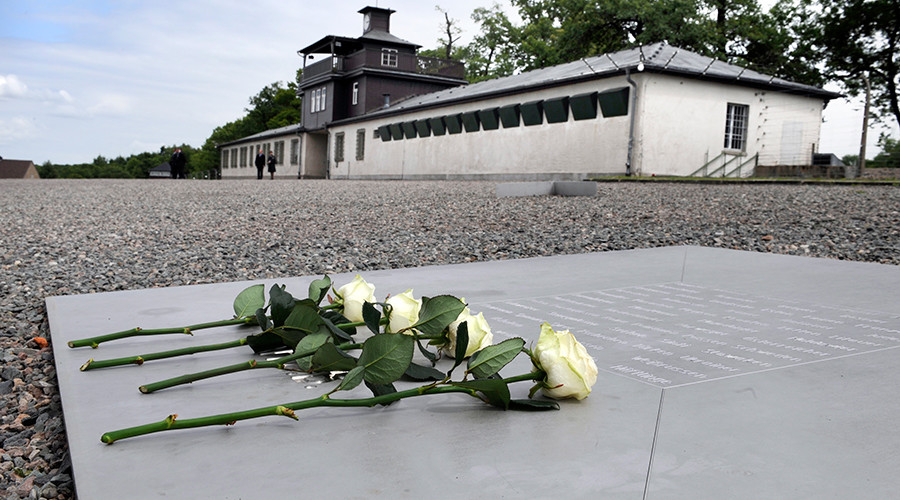 Buchenwald Nazi concentration camp near the eastern German city of Weimar © Oliver Multhaup