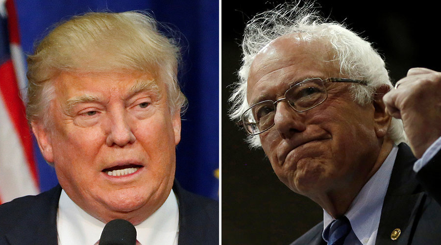 'Game on': Trump and Bernie may be up for a (real) debate