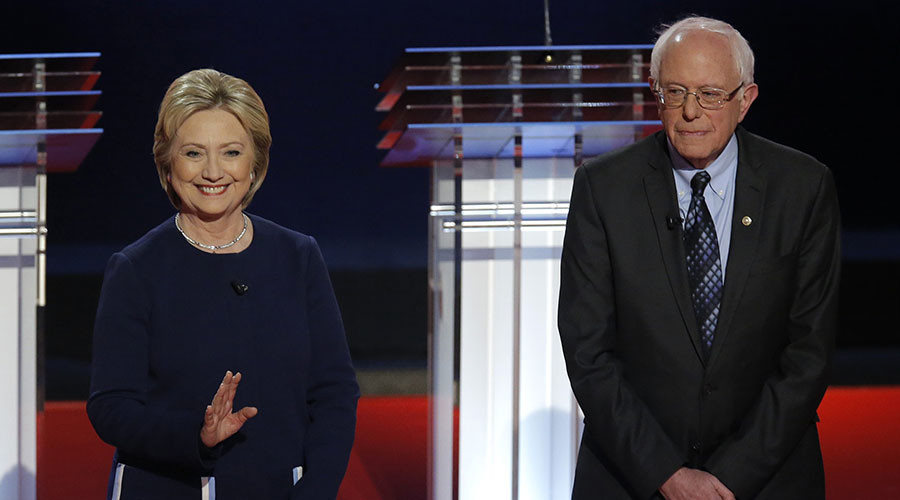 California primary is tossup between Clinton and Sanders – poll