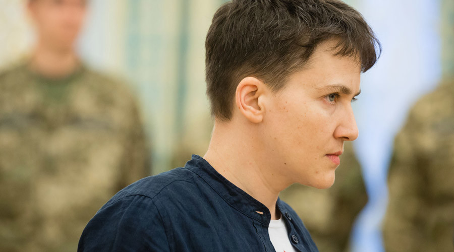 Ukrainian pilot Savchenko release not part of Minsk accords – Moscow