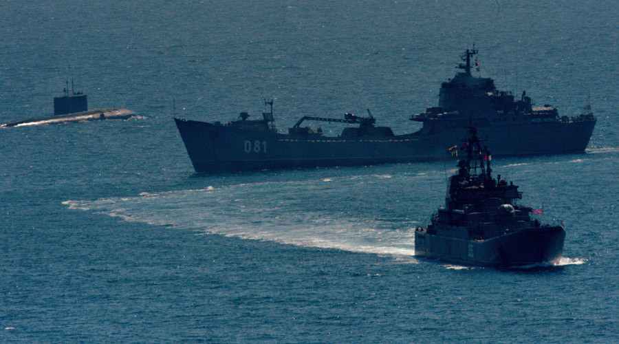 'Unprecedented steps': Russian military explores Kuril chain island as potential Pacific Fleet base