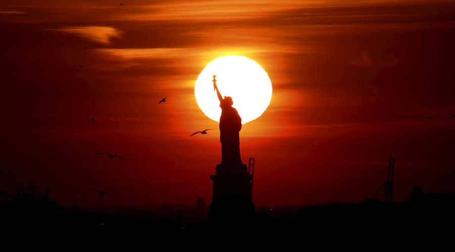 Statue of Liberty, other world sites, vulnerable to 'threat multiplier' climate change – report