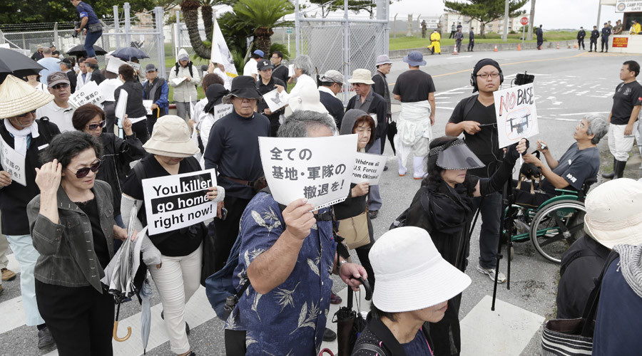 No alcohol & fireworks: US military restricts troops in Okinawa after murder, rape