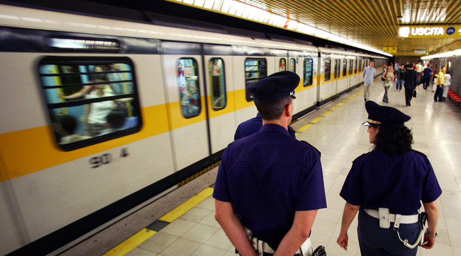 Suspicious package halts Milan metro ahead of Champions League final