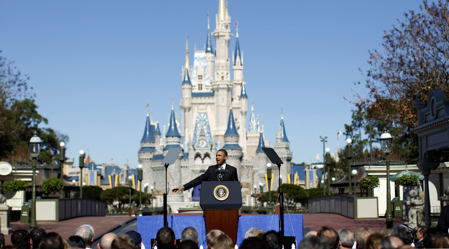 Tourists warned to 'think twice' about visiting Disney World over Zika scare