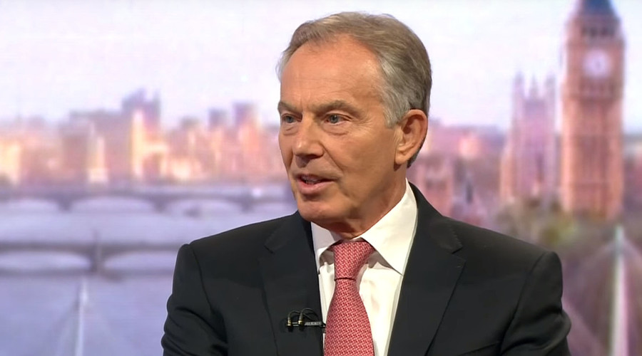 Defiant Blair is ready for 'full debate' on 'brutal' Chilcot report