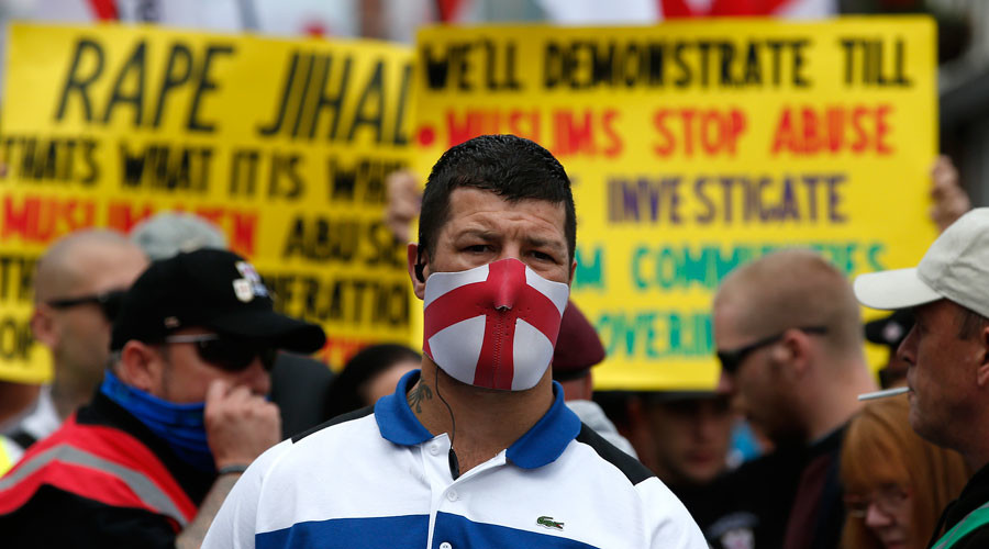 EDL & Britain First protests cost British taxpayers £6mn