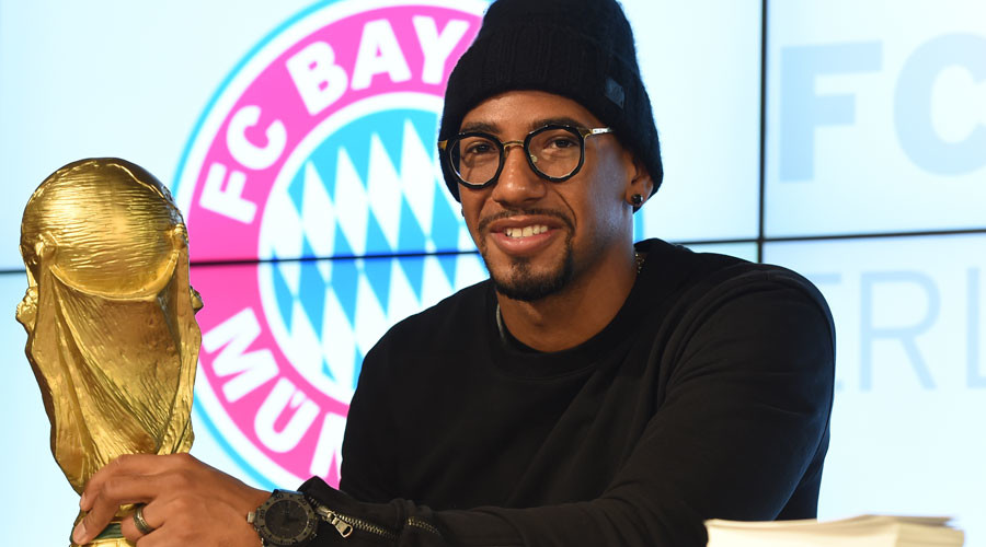 German World Cup winner Boateng 'racially insulted' by anti-immigrant party