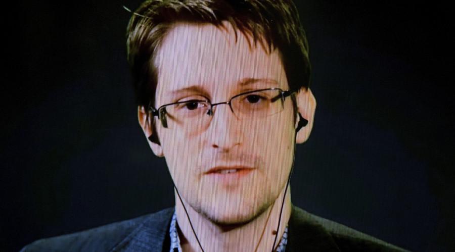 American whistleblower Edward Snowden. © Andrew Kelly