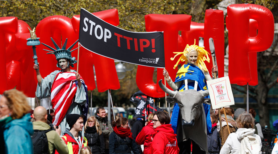 RIP TTIP? 'Leaks opening the door on global trade talks'