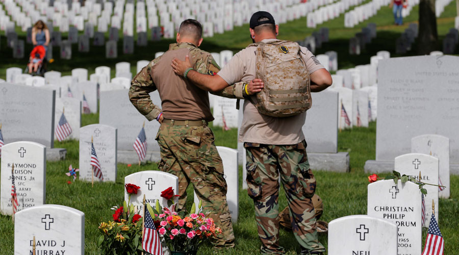'Over 5,000 US soldiers killed since 9/11' – Marine Corps general