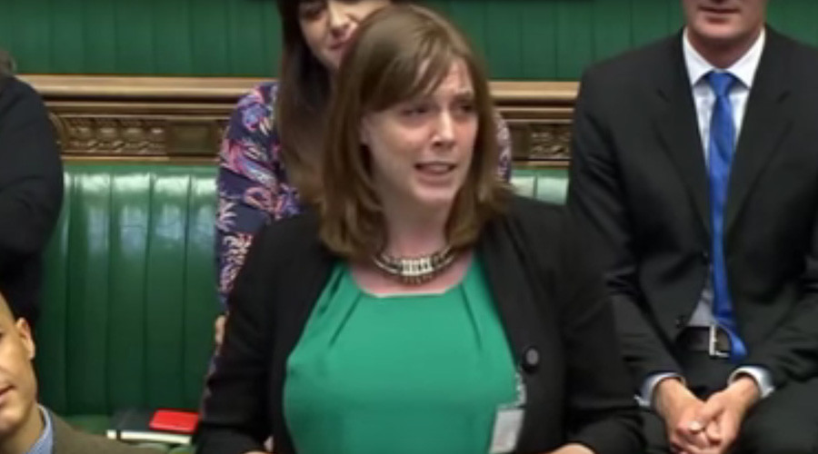 Female MP gets 600 online rape threats in 1 night over campaign to stop cyber-bullying
