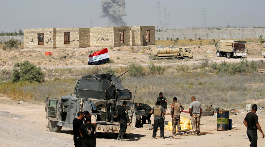 ISIS using civilians as 'human shields' as Iraqi forces advance in Fallujah – UN