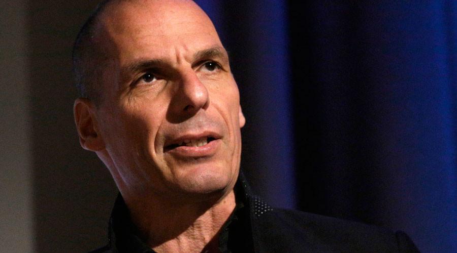 Former Greek Finance Minister Yanis Varoufakis © Neil Hall