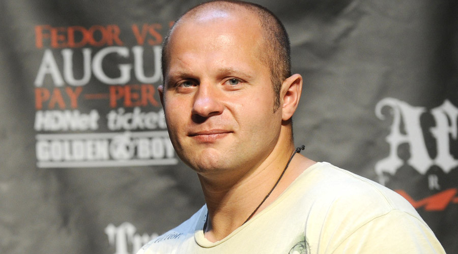 'Anti-Russian agenda could be behind meldonium doping scandals' - Fedor Emelianenko