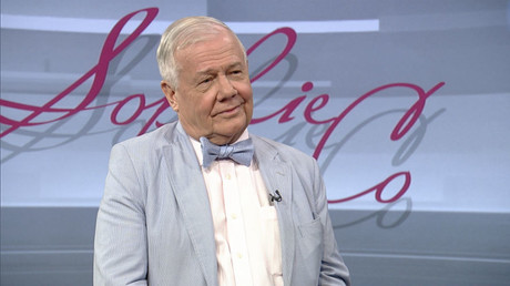 Jim Rogers  - a co-founder of Quantum Fund