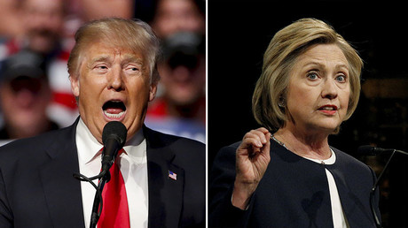 Anyone but them: US voters' main motivation is blocking the other candidate – poll