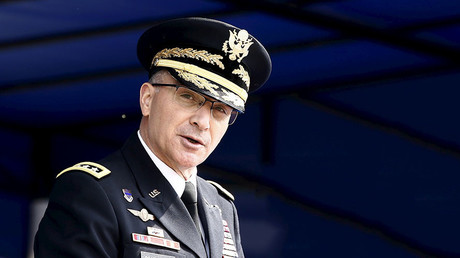 United Nations Commander Gen. Curtis M. Scaparrotti. © Jeon Heon-kyun