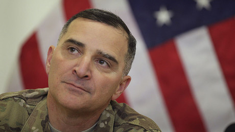 United Nations Commander Gen. Curtis M. Scaparrotti. © Scott Olson