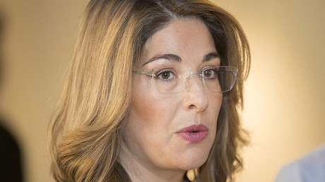 Author Naomi Klein.© Mark Blinch