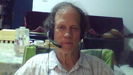 Dr. Hugo de Garis - assistant director of the Artificial Brains Lab in China's Xiamen University