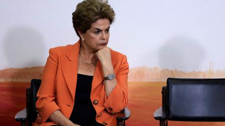 Brazil's President Dilma Rousseff. © Ueslei Marcelino