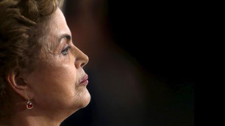 Brazil's President Dilma Rousseff. © Adriano Machado