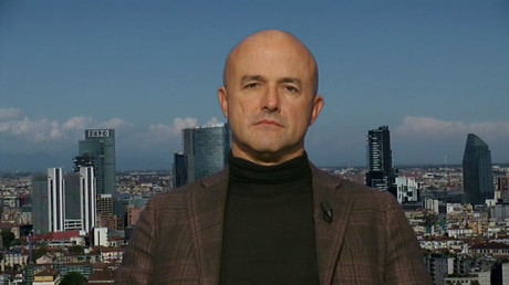 Gianluigi Nuzzi - Investigative journalist, author of 'Merchants in the Temple'