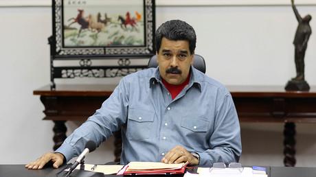 Venezuela's President Nicolas Maduro © Miraflores Palace