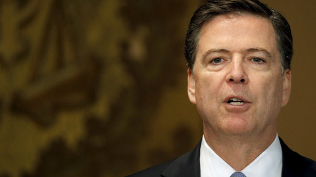 FBI Director James Comey © Carlos Barria