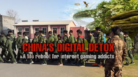 #China's Digital Detox