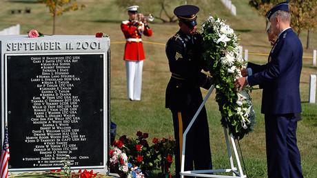 Capitol Hill overrides Obama's veto on 'Sue the Saudis' 9/11 bill