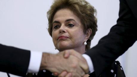Brazil's President Dilma Rousseff © Ueslei Marcelino