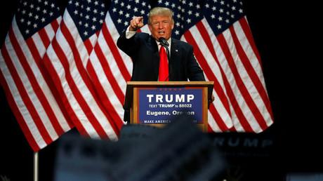 Republican U.S. presidential candidate Donald Trump © Jim Urquhart