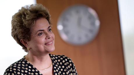 Brazilian President Dilma Rousseff. © Ueslei Marcelino