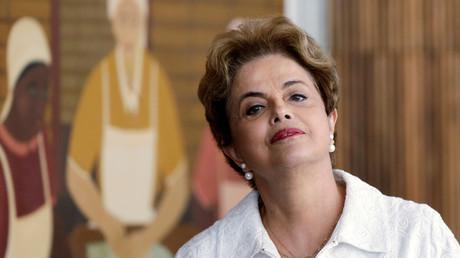 Dilma Rousseff. © Ueslei Marcelino