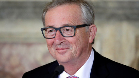 European Commission President Jean-Claude Juncker © Max Rossi
