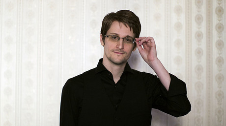 Former US intelligence contractor and whistle blower Edward Snowden © Lotta Hardelin