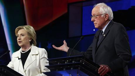 Clinton declines to debate Sanders ahead of California primary