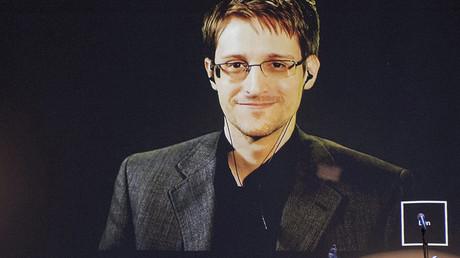 Edward Snowden © Svein Ove Ekornesvaag