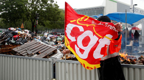 France to take urgent action as transport unions strike 11 days prior to Euro 2016