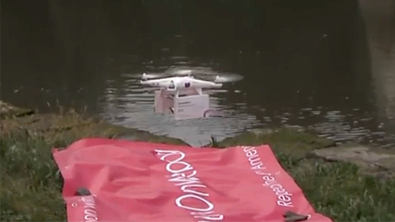 Abortion by drone: Irish women launch high-tech protest ...