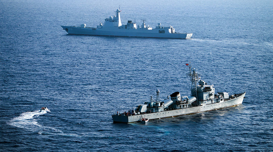 US 'provocations' may force China to declare air defense zone in S. China Sea – report