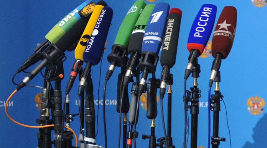 'Protect media freedom:' HRW urges Ukraine to drop ban on 17 Russian journalists