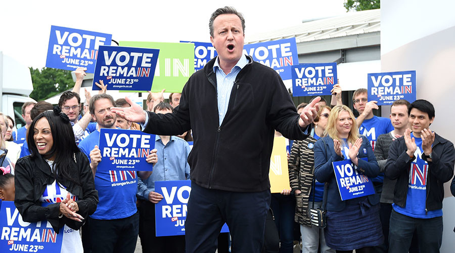 Aussie-style points system for EU migrants could derail UK economy – Cameron